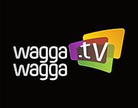 Wagga Wagga TV Shows Tabs