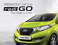DATSUN RediGo Launch
