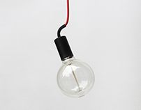 Inclined Pendant Lamps