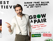 Grow a pair (Humo / Lampiris)