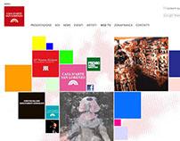 Galleria D'Arte: Mission WebSite - Team Collaboration