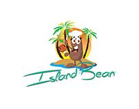 Island Bean logo