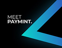 PAYMINT WEBSITE RE-DESIGN / ONLINE PRESENCE