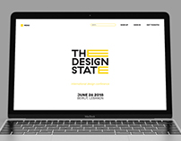 The Design State, Logo and Website Design