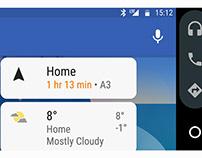 Mise à jour automatique Android apporte l'info-divertis