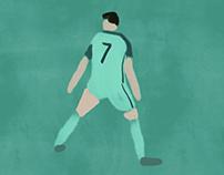 Euro 2016 Goal Animations