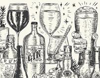 TOPS / Liquor Store
