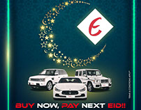 Ramadan Offer Car Design