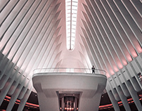NYC — The Oculus