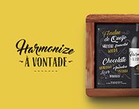 Harmonize à Vontade | Casa Deliza