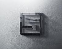 Saudi technology - Logo design