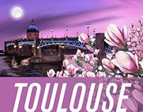 Toulouse European Lunar Symposium 2018 Poster