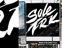 SoleFrk: Logo Design