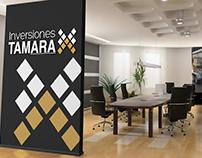Logo redesign | Inversiones Tamara