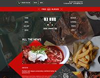 B3 BBQ Website