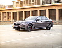 BMW 530e xDrive with M Performance Parts
