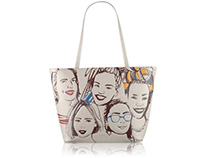Faces Of The City for Radley London