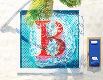 """""""B""""...Beach"""