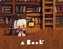 """""""本"""" a Book"""