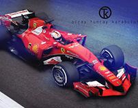 Scuderia Ferrari 2017 Concept