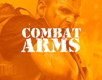 Combat Arms - Site Redesign