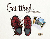 Get Tired - Live the real adventure