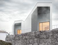 Cloudy House [3D]