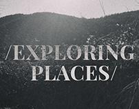 Exploring Places - Around Piedmont