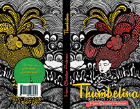Book Cover / Thumbelina - Hans Christian Andersen