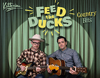 Feed The Ducks CD cover