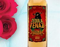 Tequila Tenaz. Identidad de producto