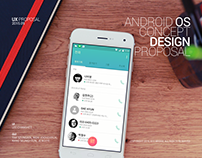Android OS Concept Design Proposal
