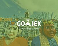 GOJEK Application Redesign Concept