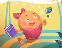 Little Fish's Adventure