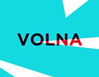 Volna Studio Website