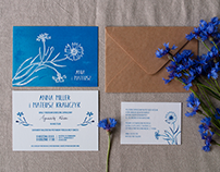 Wedding invitations/ Anna and Mateusz