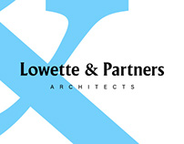 Lowette & Partners / Rebranding / Personal Project