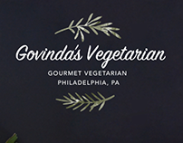Govinda's Vegetarian Website
