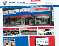 Website Wichink Heeten (Electro world)
