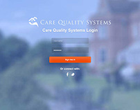 Care Home Application - Part 1