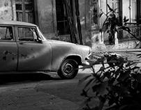 Mi Cuba b/w cars 2009
