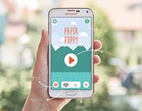 Interactive mobile game concept