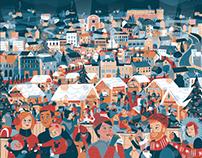 Natale dei Popoli e mercatino a Rovereto