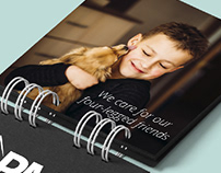 Pet Medical Center Identity