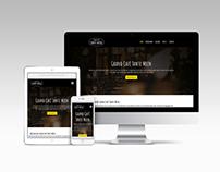 Webdesign Grand Café Tante Mien