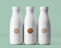 ve! drinks packaging