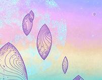 """mural """" Whale´s dream."""""""
