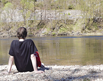 Cinemagraph by the river