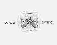 WTF NYC Souvenirs - Visual