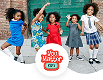 You Matter (Kids) : iMessage Stickers